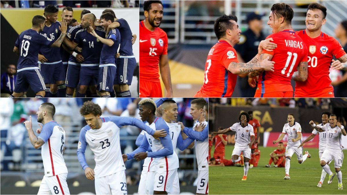 Cuadro final de la Copa Centenario: Llaves, sedes y horarios de los partidos definitorios