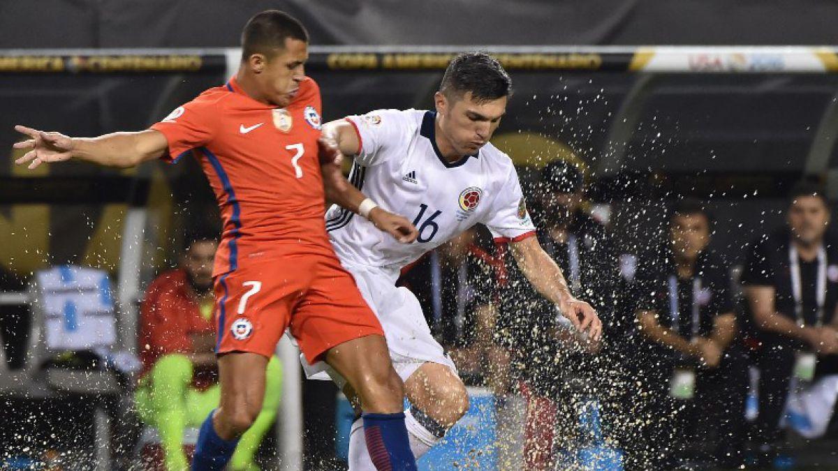 [Minuto a Minuto] Chile gana 2-0 a Colombia en la Copa América Centenario