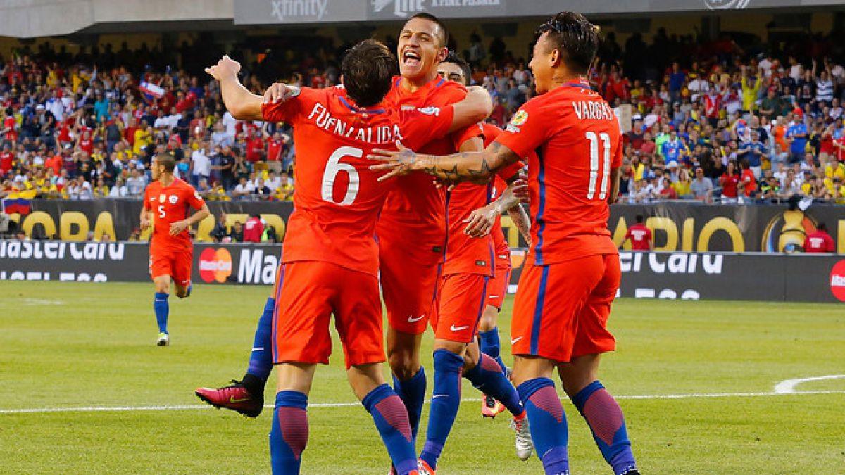 El camino de La Roja en Copa Centenario: De un comienzo dubitativo a ser candidato