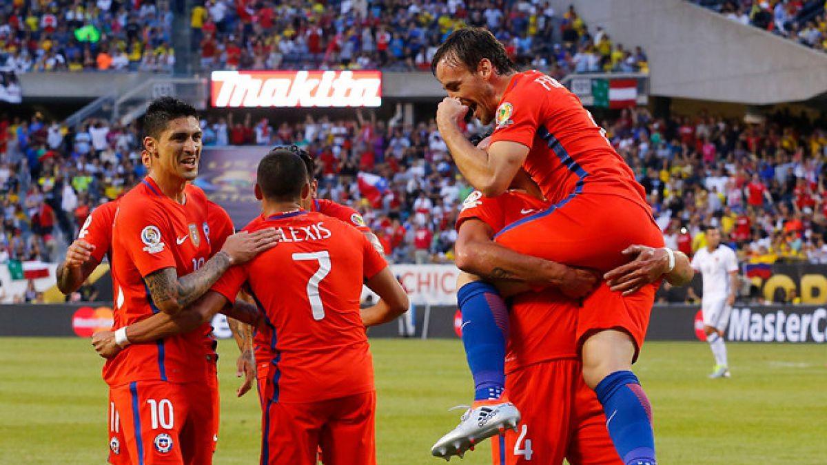 Análisis: Uno a Uno de La Roja tras victoria ante Colombia en Copa Centenario