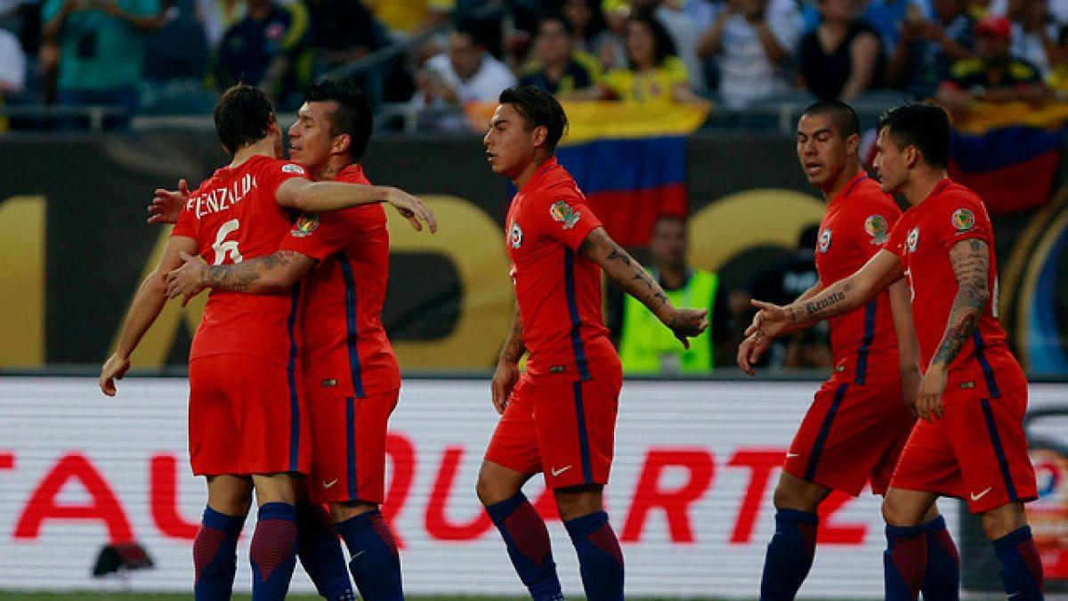 Enhorabuena: Clubes saludan a jugadores de La Roja tras paso a la final de la Copa Centenario