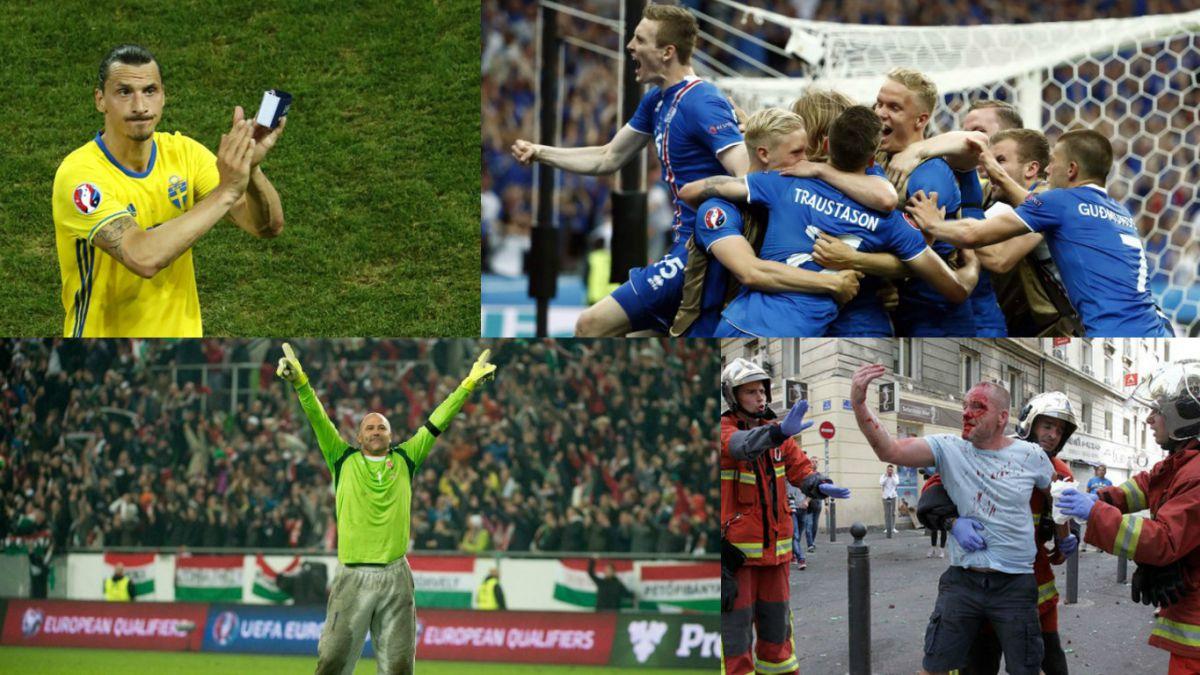 Lo bueno, lo malo y lo feo de la primera fase de la Eurocopa 2016