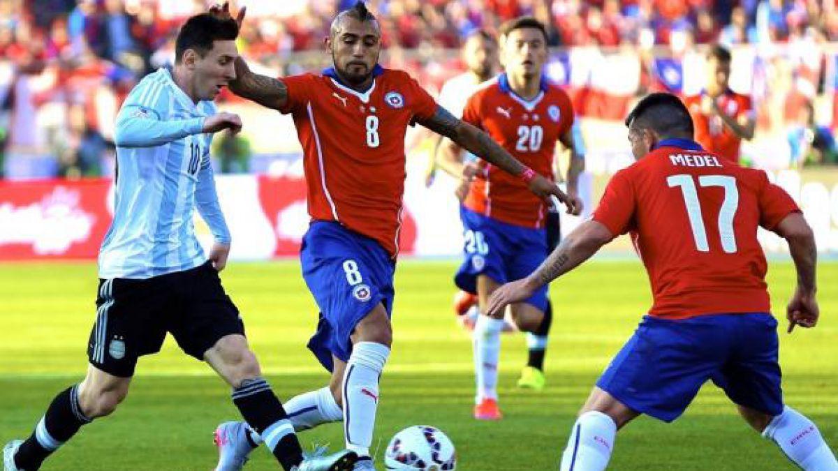 El cambio de reglamento para la final Chile-Argentina y la histórica medida FIFA que podría debutar