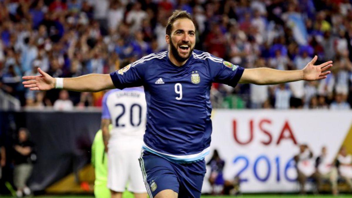 """Gonzalo Higuaín avisa: """"Tenemos otra final y no queremos que se escape"""""""