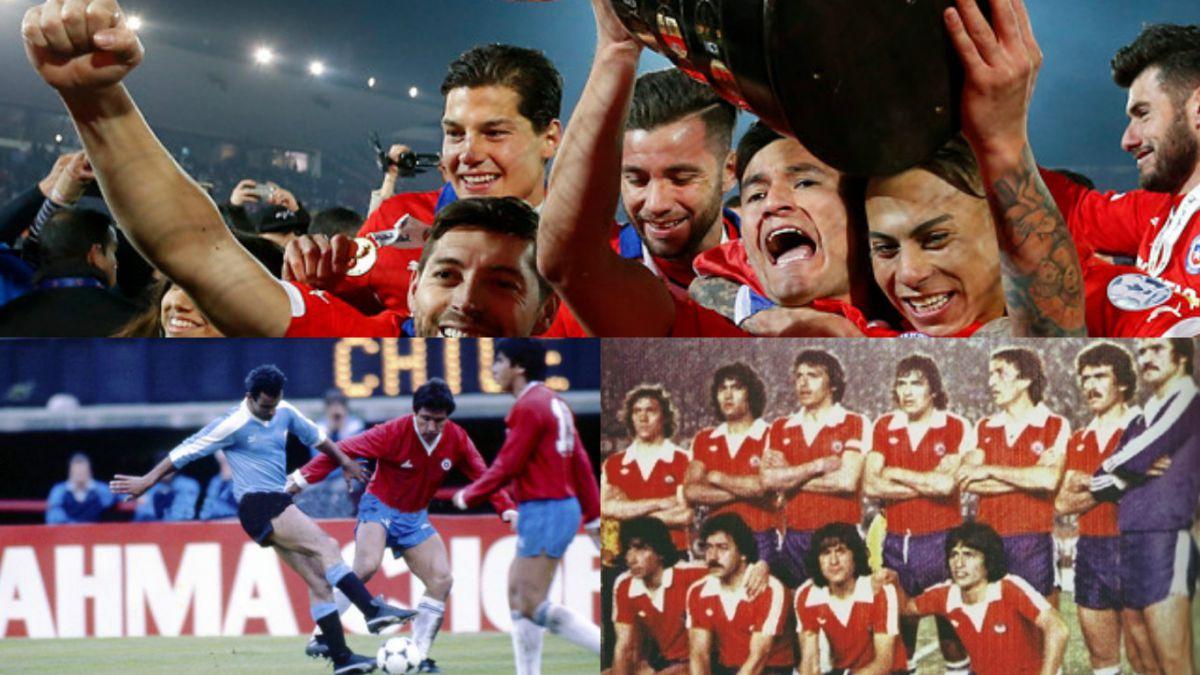 [VIDEO] Las historias de las tres finales disputadas por Chile en Copa América