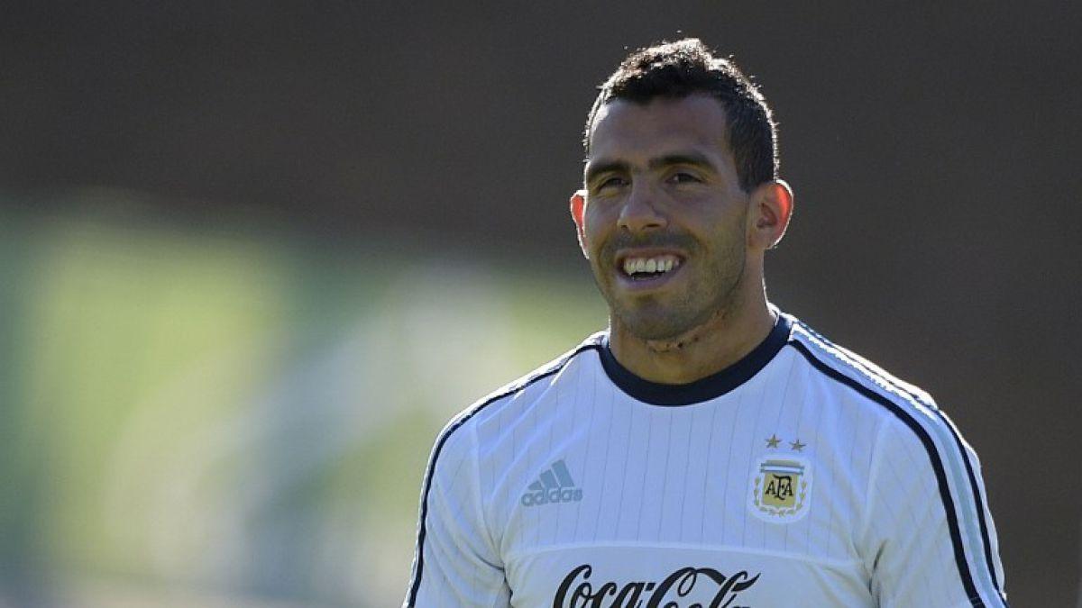 Tevez confía en Argentina: En la otra Copa América no tenía rival y ahora tampoco