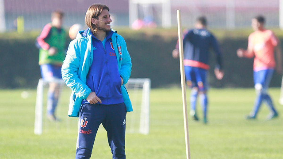 """La """"nueva"""" Universidad de Chile de Beccacece enfrenta su primer partido amistoso"""