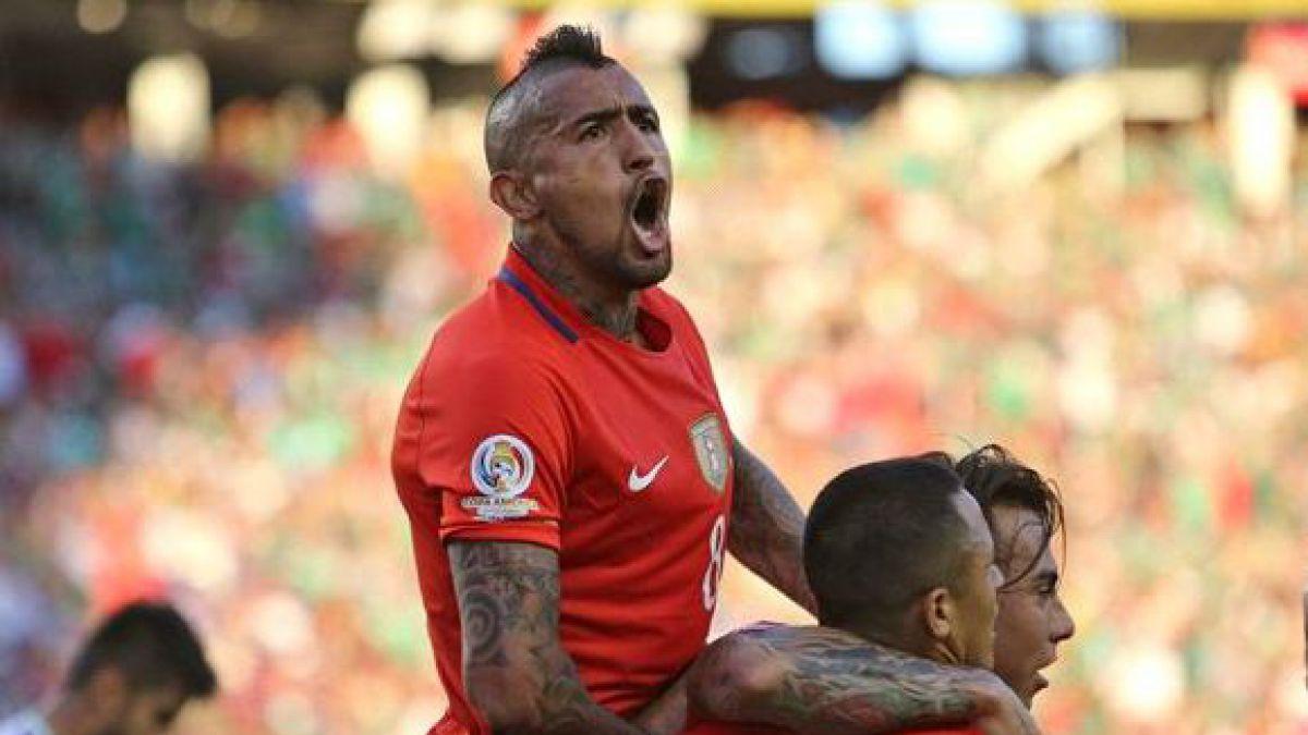 Arturo Vidal en la previa de la final: Dejaremos la vida por la Selección