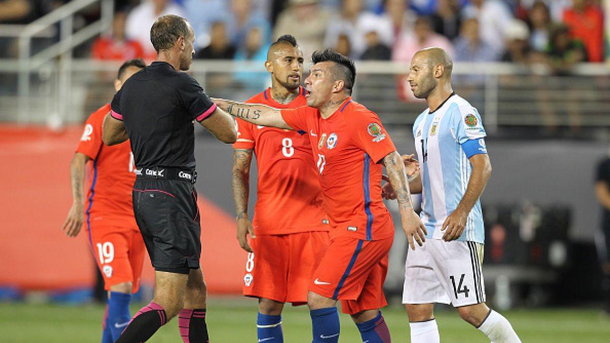 El error de la cuenta oficial de la Copa América Centenario que olvida a Chile como último campeón