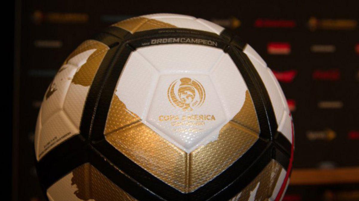 """""""Ordem Campeón"""", el balón de la final de la Copa América Centenario"""