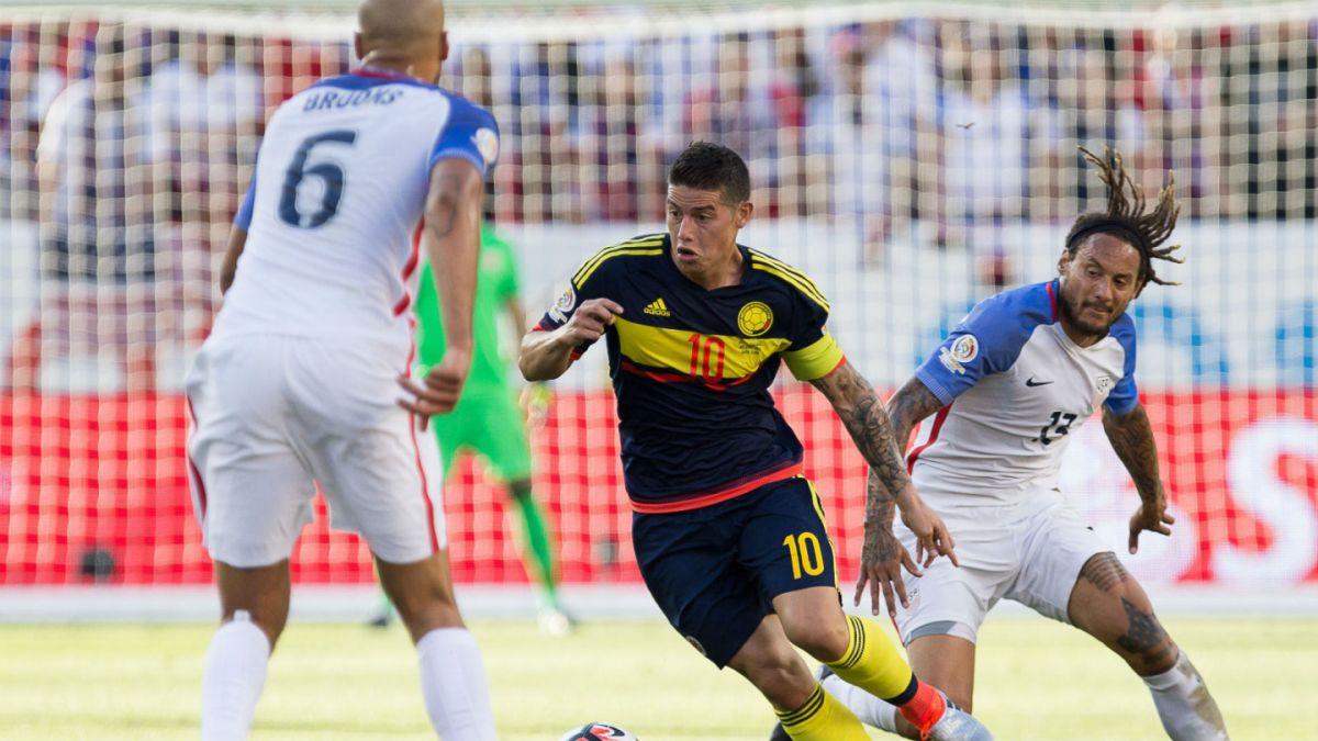 [Minuto a Minuto] Colombia y Estados Unidos buscan el tercer lugar de la Copa Centenario