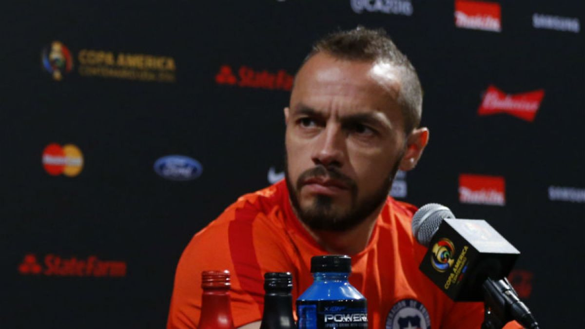 Marcelo Díaz y duelo ante Argentina: Nos vamos a jugar la vida en esta final