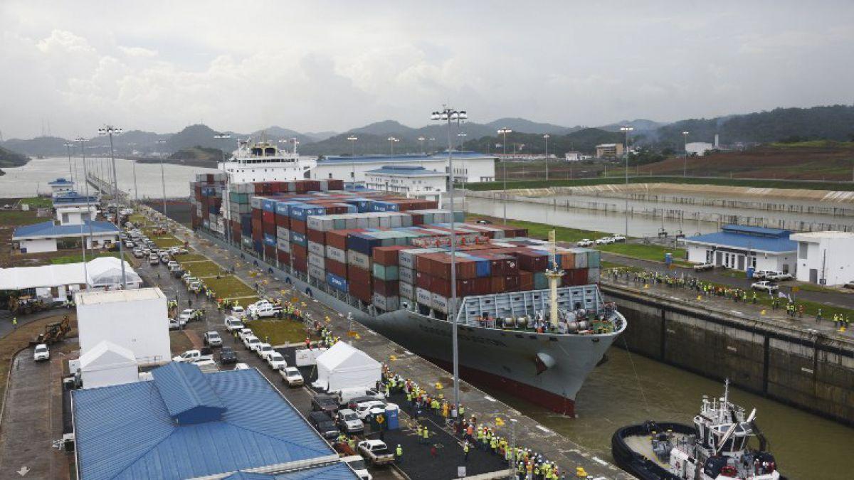 Panamá proyecta crecimiento de 5% en próxima década por nuevo Canal