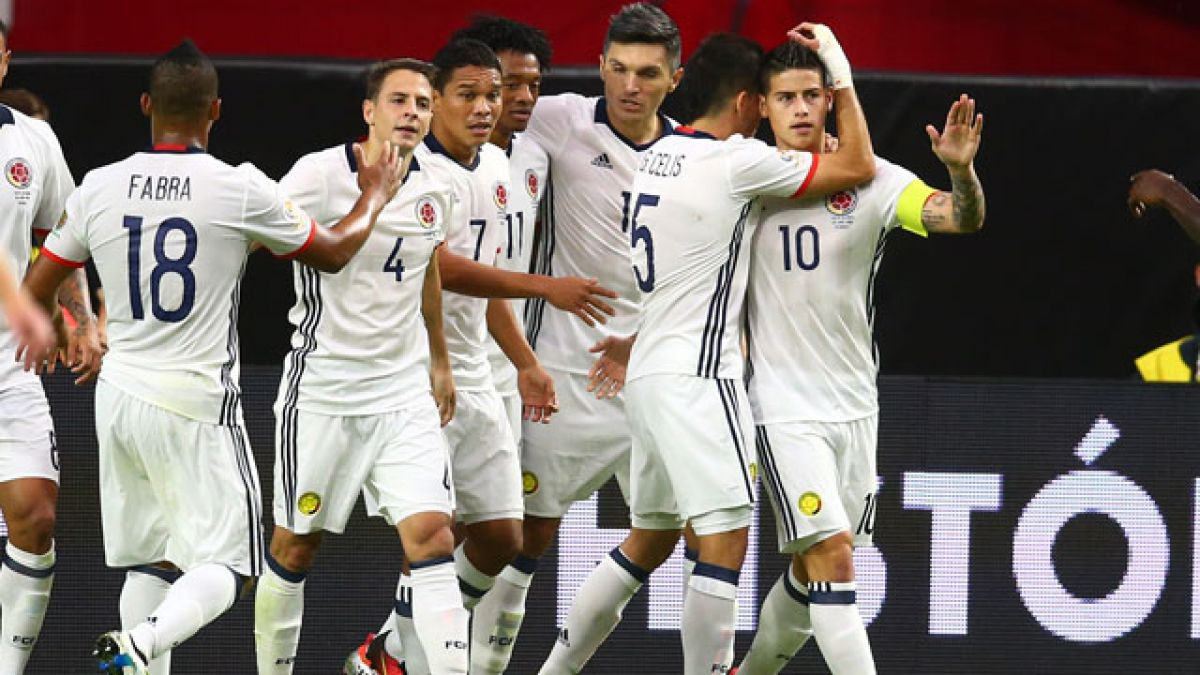 Colombia vence a Estados Unidos y Conmebol domina el podio de la Copa Centenario