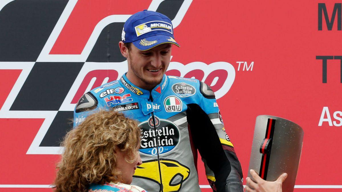 MotoGP: Australiano Jack Miller gana el Gran Premio de Holanda