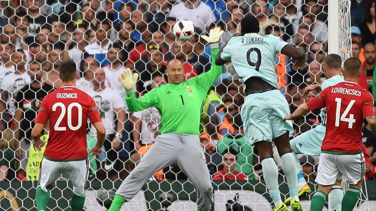 [Gol a Gol] Bélgica vence a Hungría por octavos de la Euro 2016