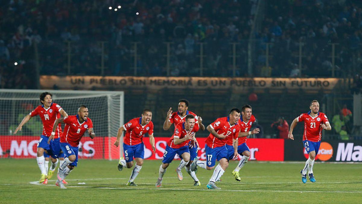 Los 7 partidos en los que Chile sorprendió a Argentina
