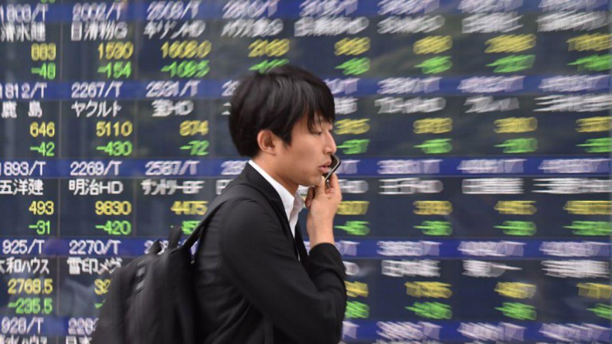 La bolsa de Tokio termina con ganancias por debilidad del yen