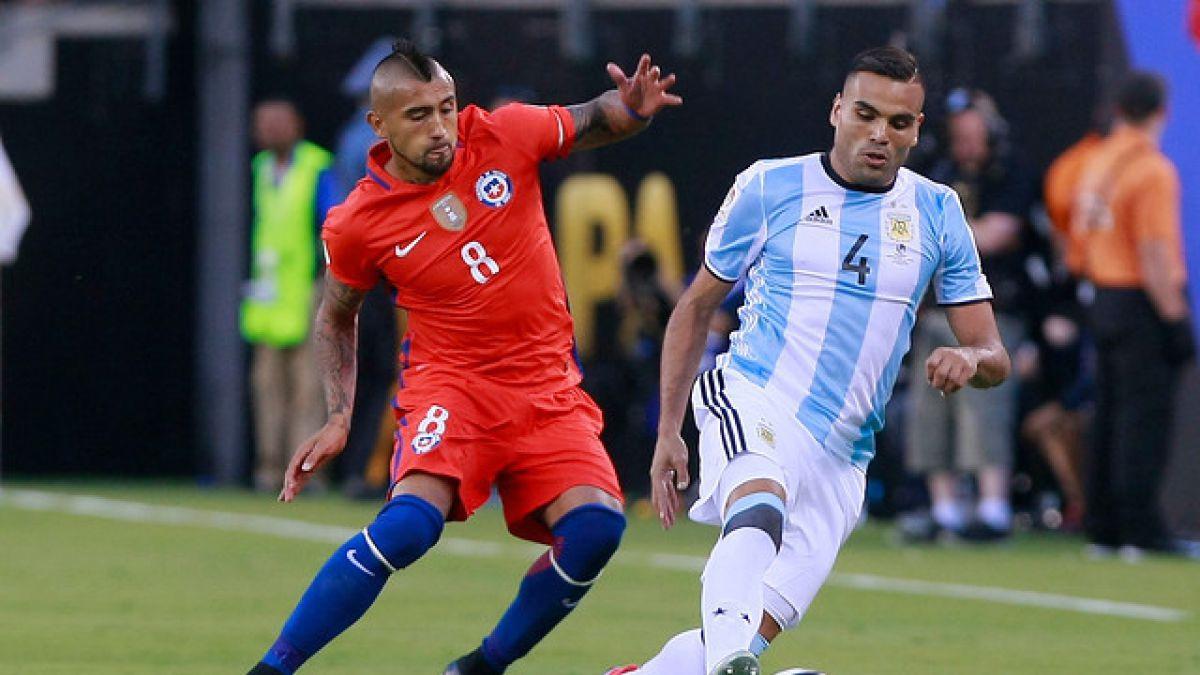 """Arturo Vidal tras ser campeón de América: """"Esta generación de jugadores es para ponerse de pie"""""""