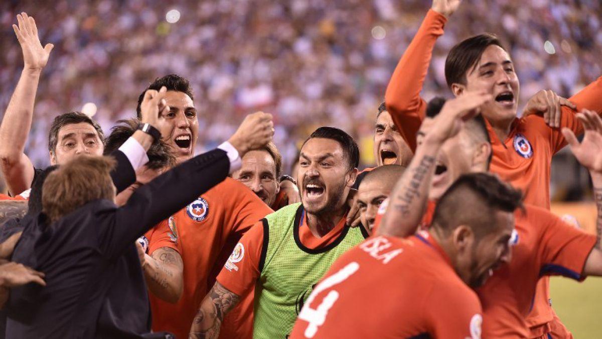 """Gonzalo Jara tras obtención del título: """"Entregarle dos copas a Chile es grandísimo"""""""