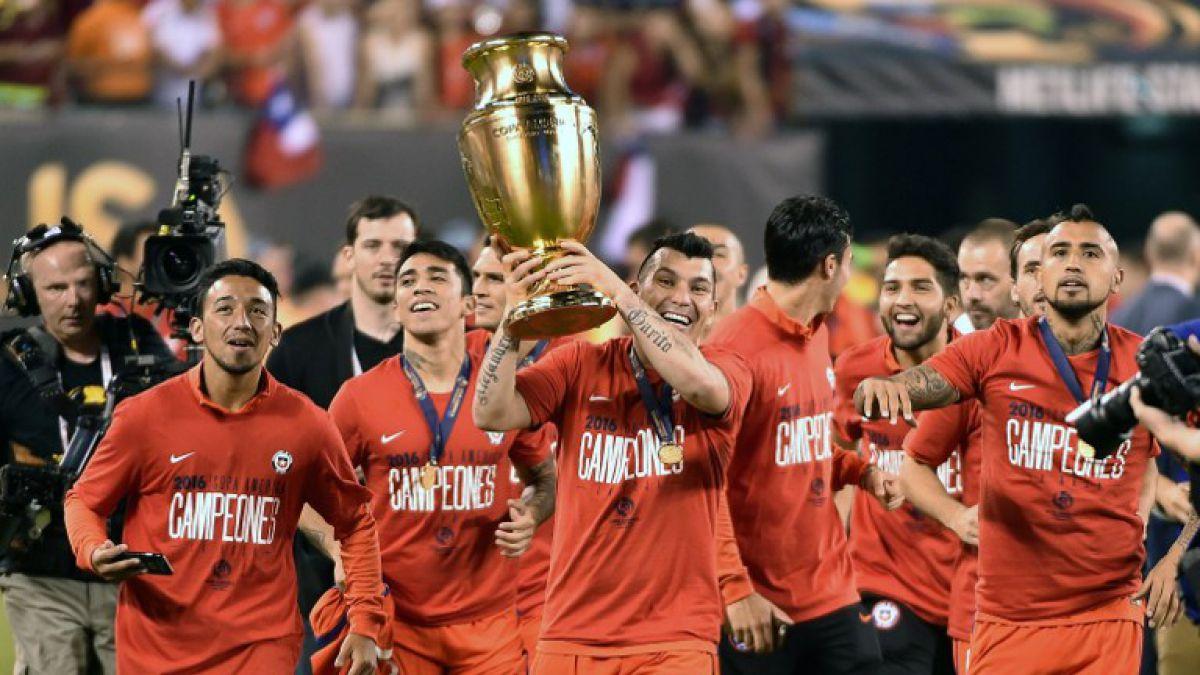 [VIDEO] El camino de Chile para ser campeón de Copa América Centenario