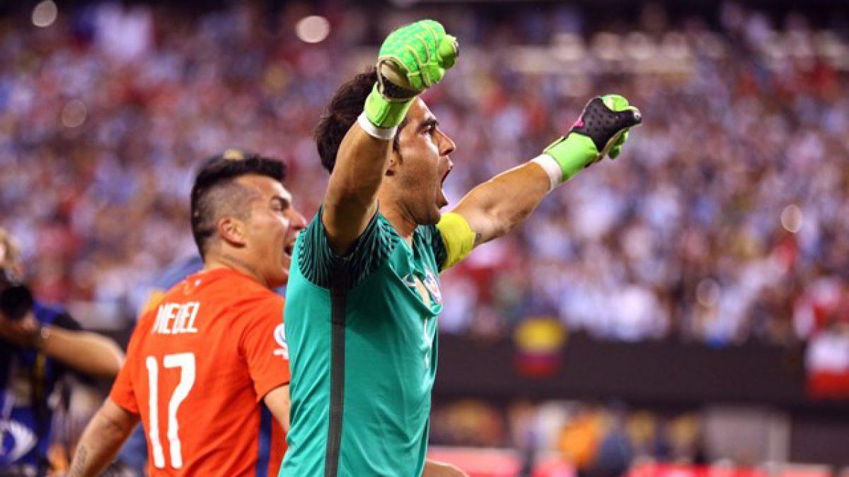 Con ocho chilenos: este es el equipo ideal de la Copa América Centenario