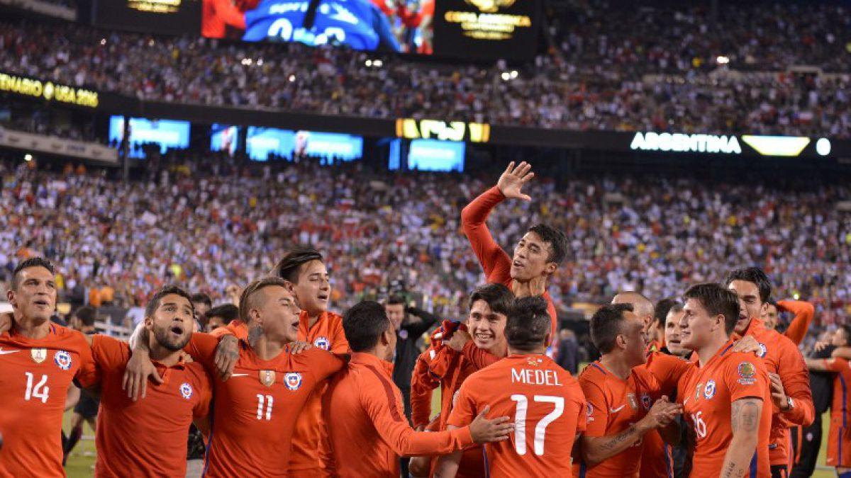 Análisis: Uno a Uno del emotivo triunfo de La Roja ante Argentina en Copa Centenario