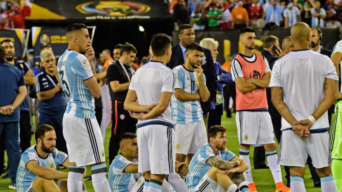 Terremoto en Argentina: Varios jugadores pensarían en renunciar a su selección