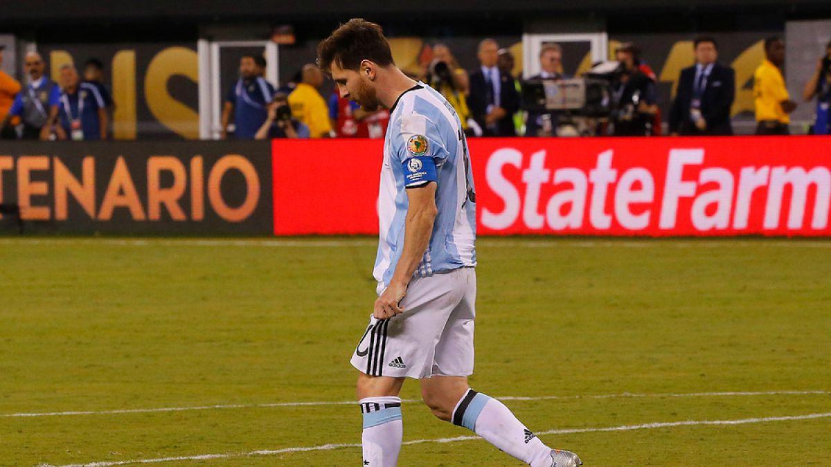 [VIDEO] La tercera no fue la vencida: el nuevo fracaso de Messi con Argentina
