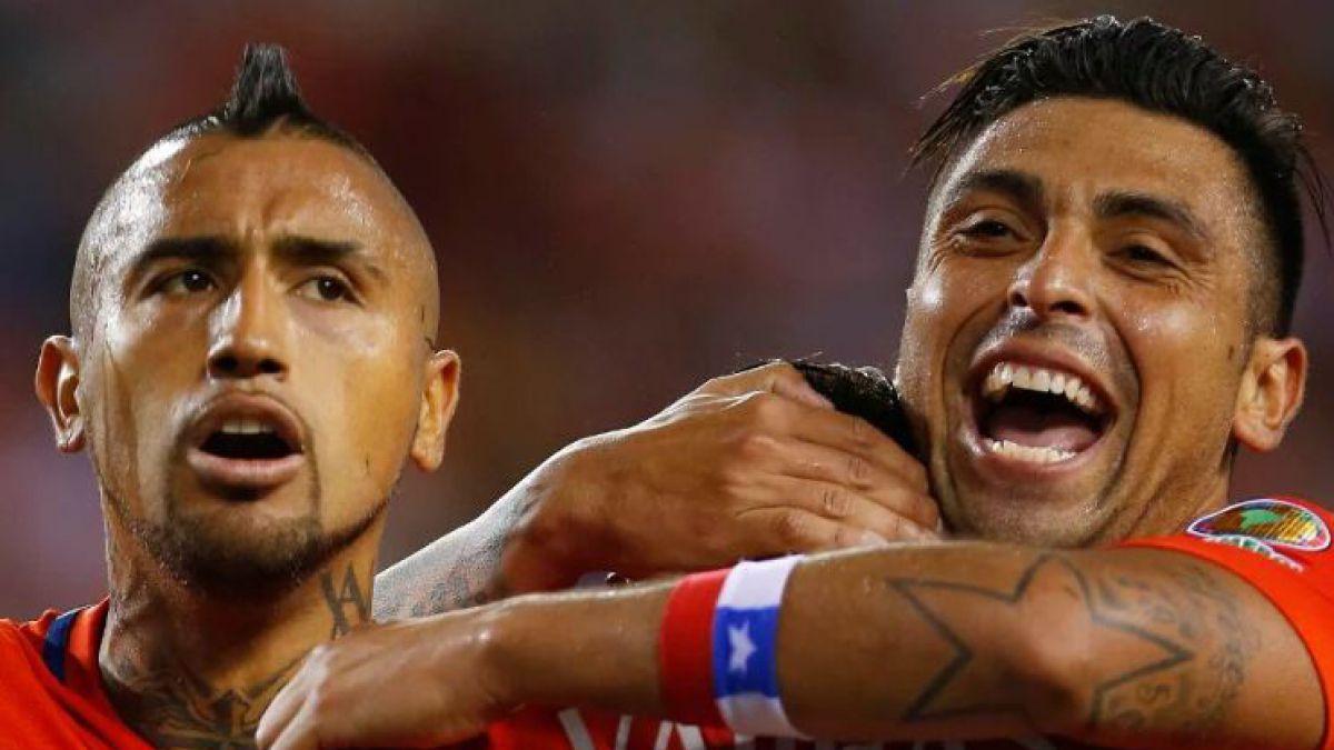 Clubes saludan a jugadores tras la obtención de la Copa América Centenario