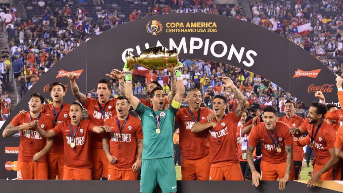 Chile bicampeón de América: La Roja vence a Argentina en penales y gana la Copa Centenario