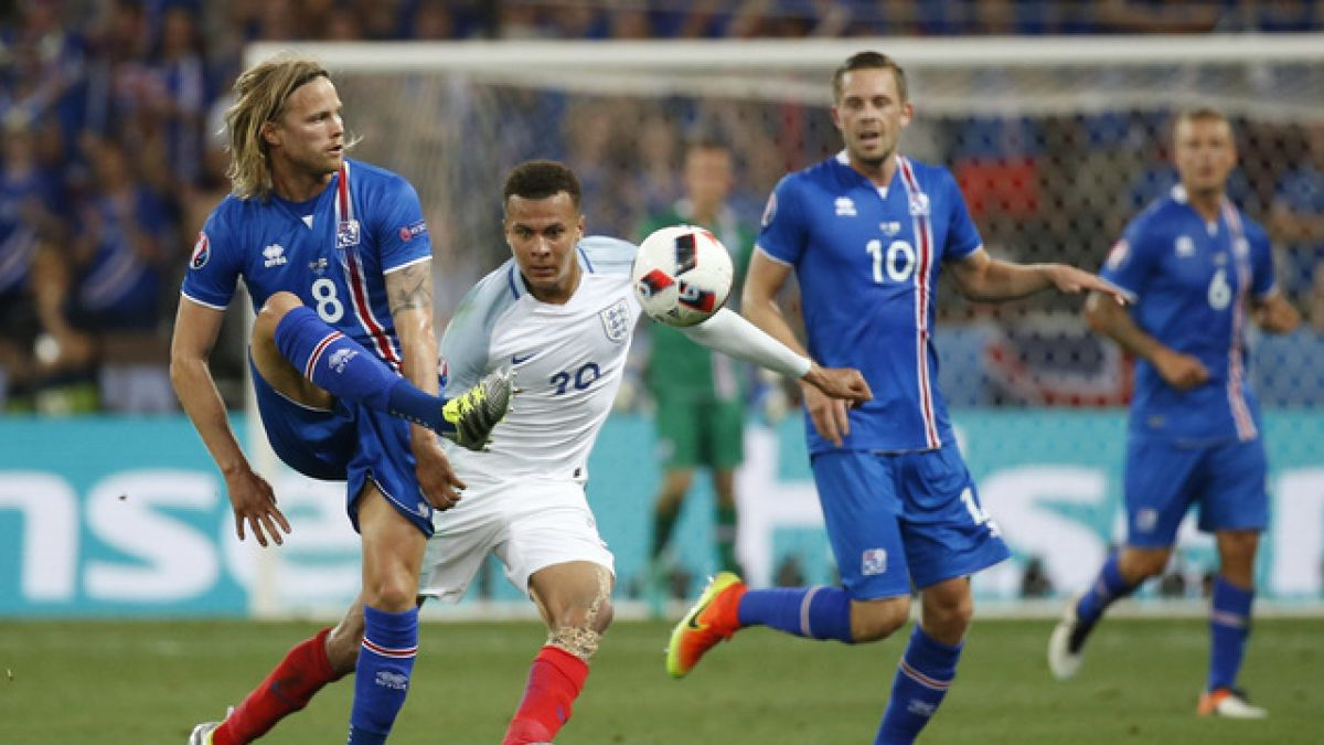 [Gol a Gol] Islandia sorprende a Inglaterra en octavos de la Euro 2016