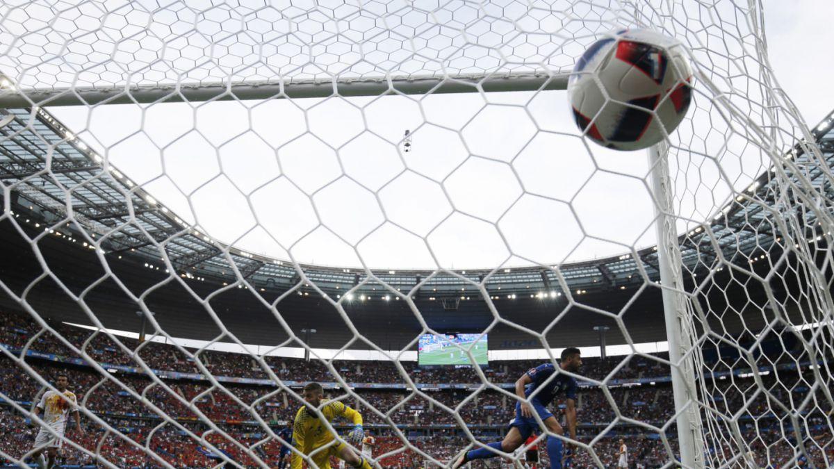 Así se jugarán los cuartos de final de la Eurocopa Francia 2016