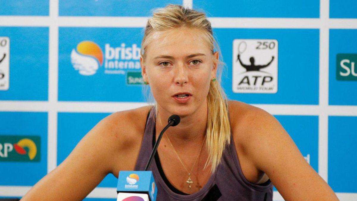 Decisión del TAS sobre suspensión de Sharapova se aplaza hasta septiembre