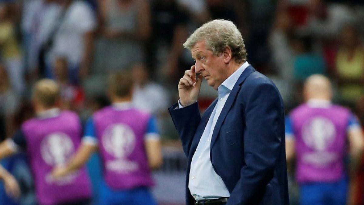 Hodgson anuncia su renuncia a la banca de Inglaterra tras eliminación de la Eurocopa