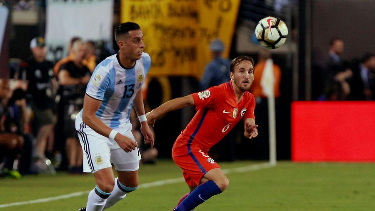 Fuenzalida y título de Copa Centenario: Es un premio para esta generación