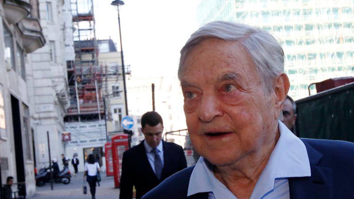 George Soros por Brexit: La desintegración de la UE es prácticamente irreversible