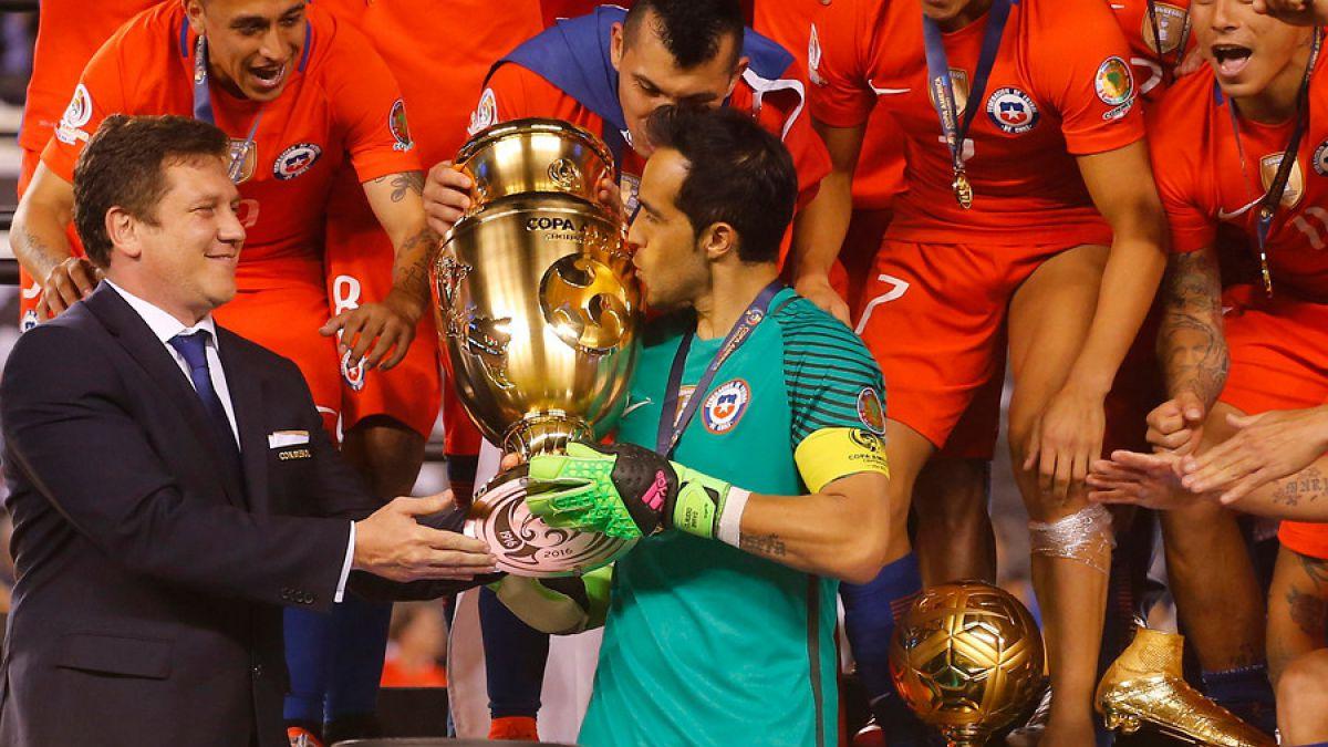 Claudio Bravo: el ganador historial del capitán de La Roja