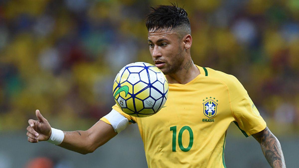 Neymar encabeza nómina de Brasil para los Juegos Olímpicos Río 2016
