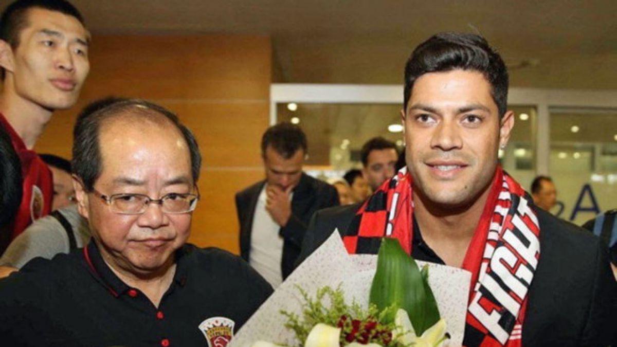 Brasileño Hulk deja Rusia y se sumará al fútbol de China por una cifra histórica