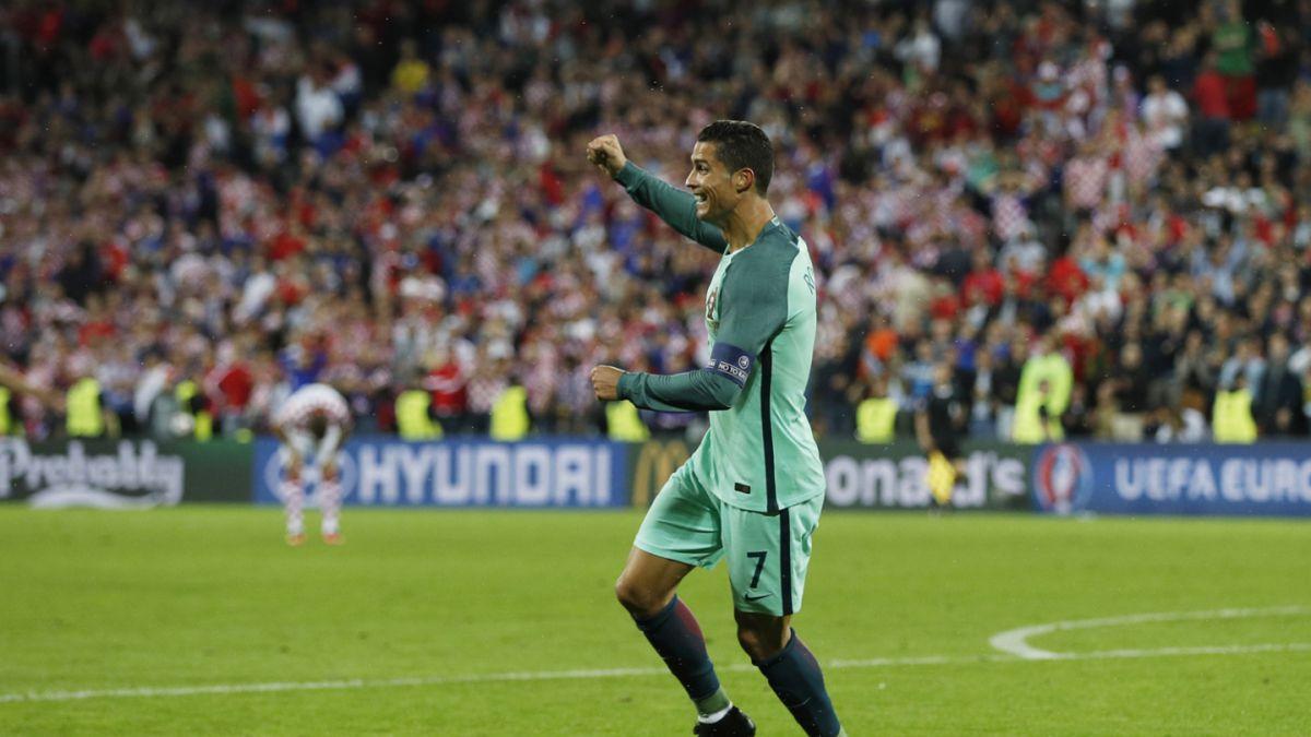 Polonia y Portugal definen al primer semifinalista de la Eurocopa 2016