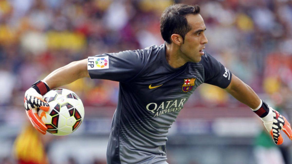Bravo busca ganar la Supercopa con el Barcelona ante Sevilla de Sampaoli
