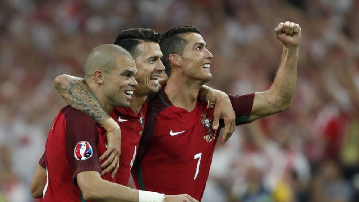 Portugal vence en penales a Polonia y es el primer semifinalista de la Eurocopa