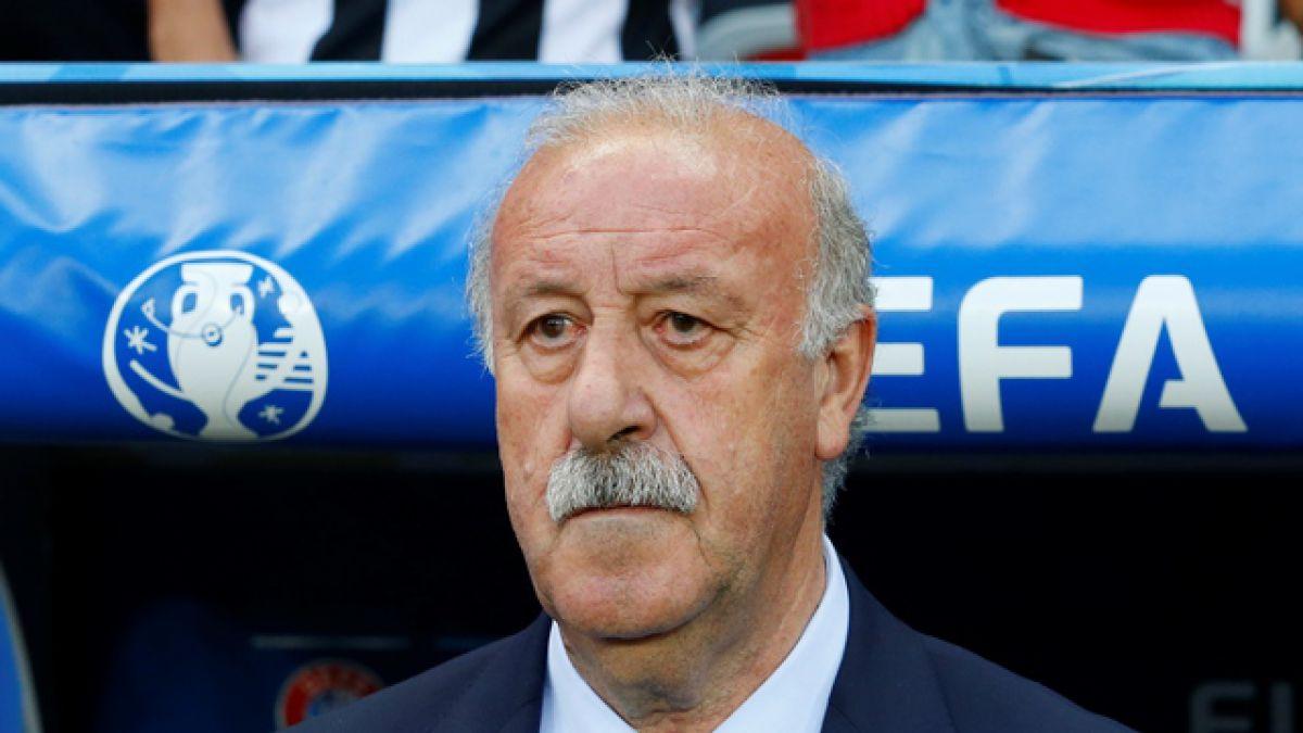 Factor Eurocopa: Vicente Del Bosque anuncia su salida de la selección española