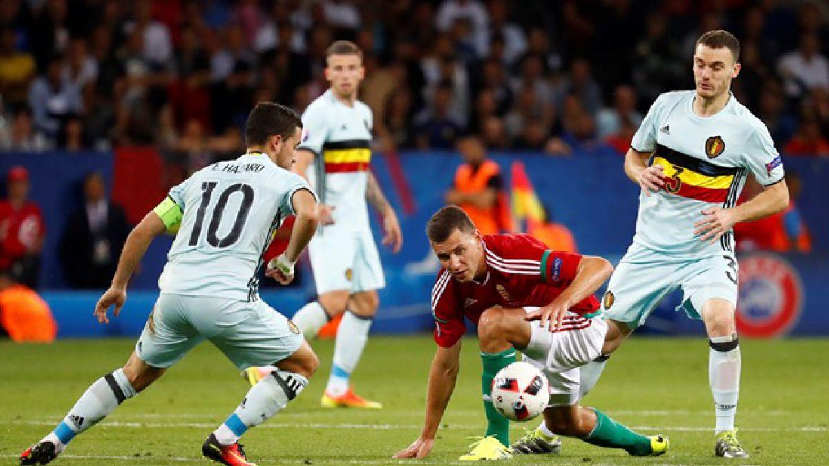 Las selecciones de Gales y Bélgica definen al segundo semifinalista de la Eurocopa