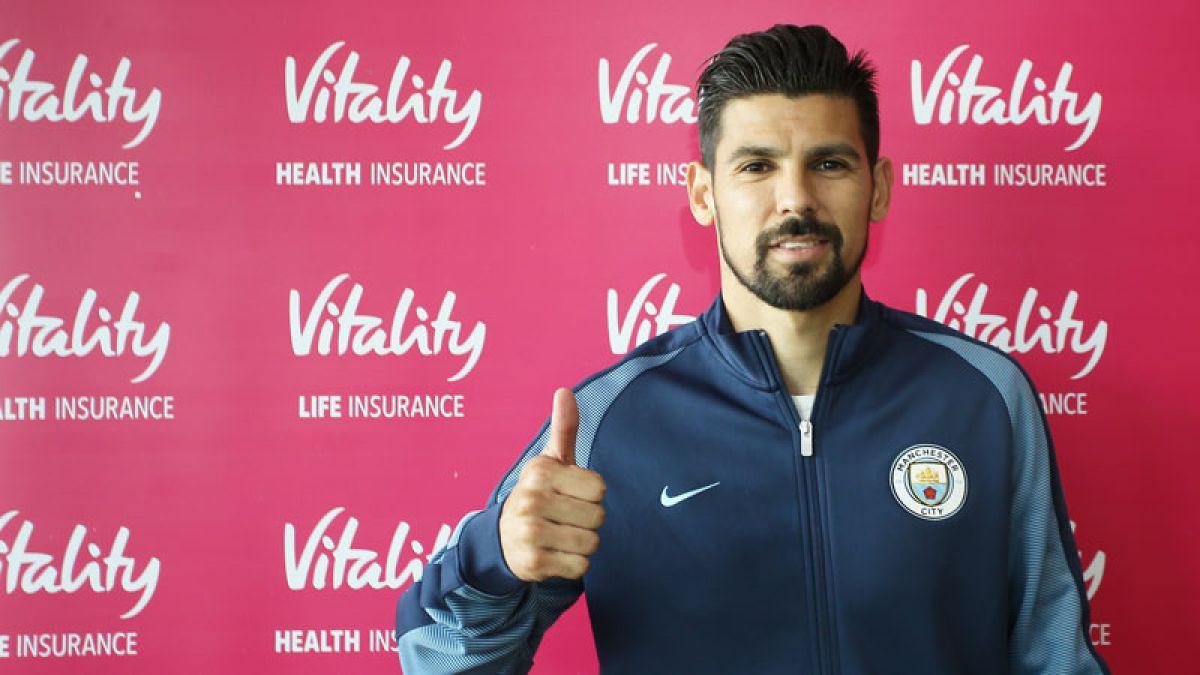 Manchester City confirma fichaje de seleccionado español