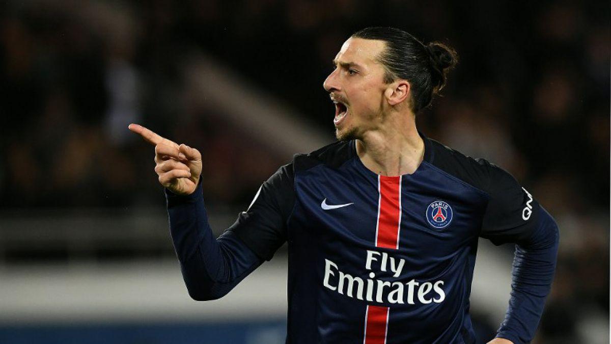 Zlatan Ibrahimovic: La Liga de Francia no estaba al nivel de mi talento