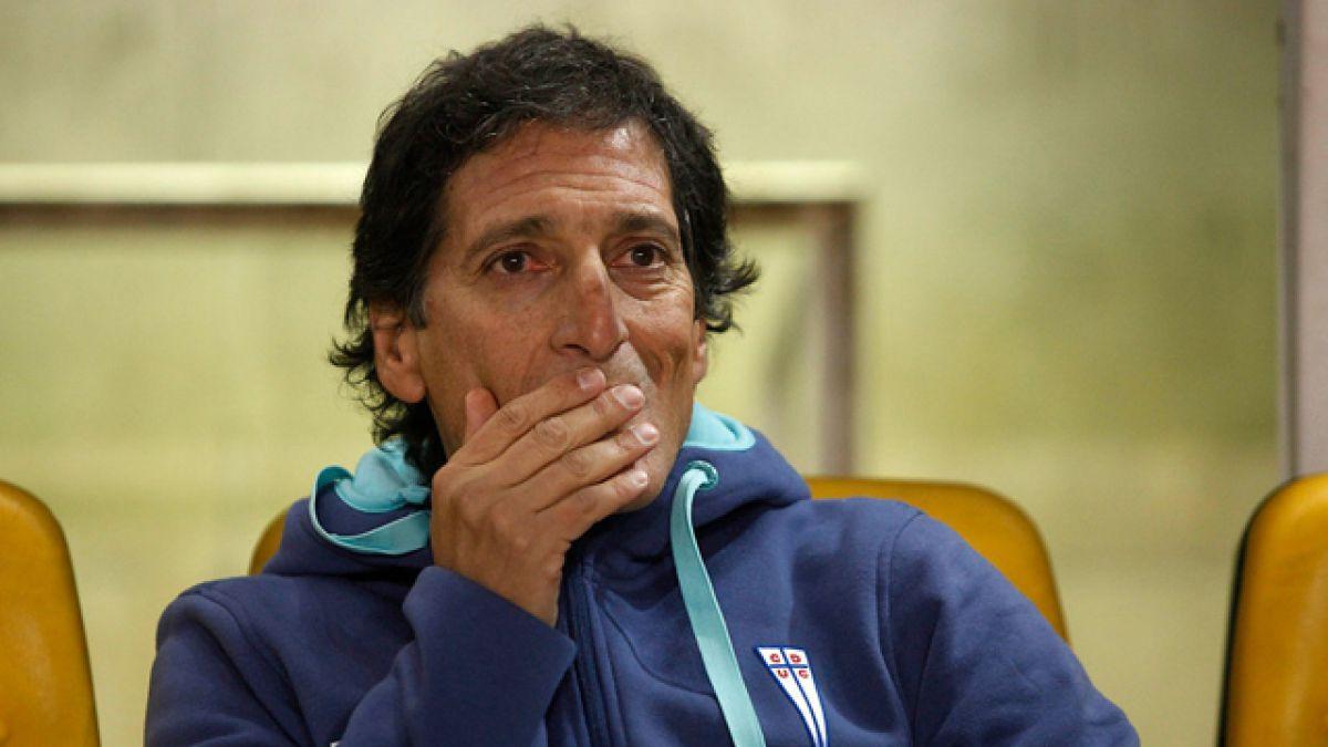 """Mario Salas y eventual llegada de Buonanotte: """"Ha manifestado su intención de estar acá"""""""