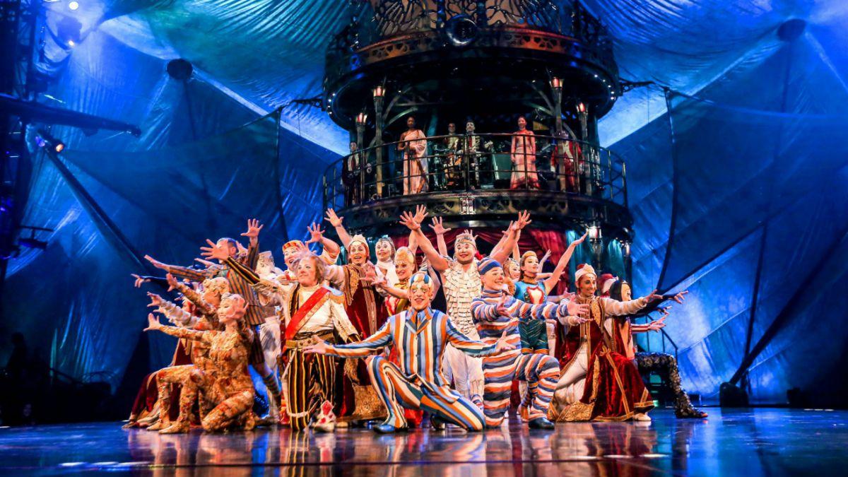 Kooza en chile n meros detr s de ltimo show de cirque du for Lo ultimo en chismes del espectaculo