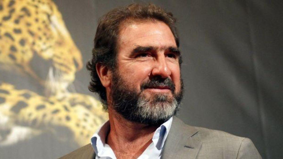 [VIDEO] El delirante registro donde Eric Cantona se candidatea como DT de Inglaterra